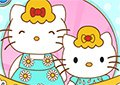 Hello Kitty親子裝