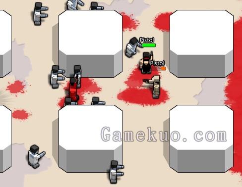 樂高殭屍雙人版 遊戲圖