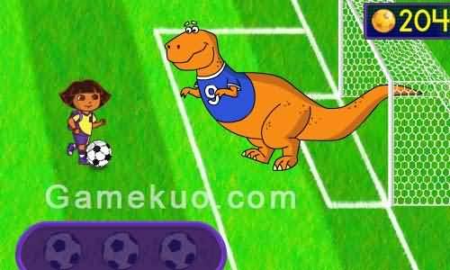 Dora足球-遊戲圖1