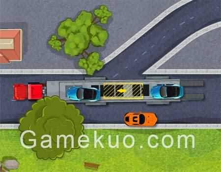 運輸汽車的大卡車4 (圖一)
