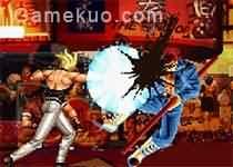 拳皇97-遊戲圖一