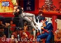 拳皇97-遊戲圖二