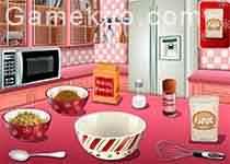製作姜餅蛋糕屋-遊戲圖1