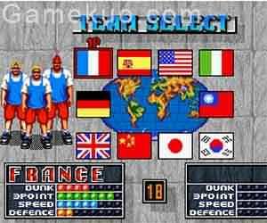 街頭籃球街機版-遊戲圖1