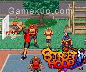 街頭籃球街機版-遊戲圖2