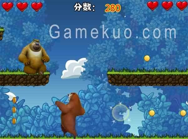 熊出沒大冒險3-遊戲圖