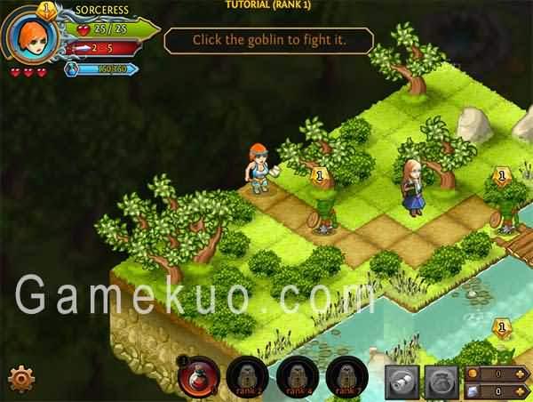 神聖的寶藏(Sacred Treasure)遊戲圖