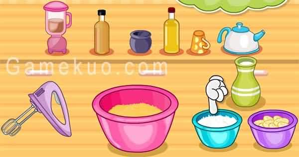 凱蒂貓紙杯蛋糕-遊戲圖
