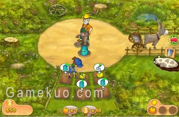 開心農場2(Farm Mania 2)遊戲圖