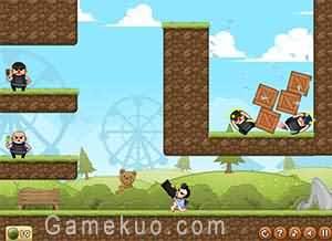西瓜火箭筒(Juicy Bazooka)遊戲圖
