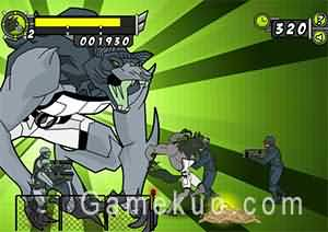 Ben 10 異能釋放(Ben 10 Omnitrix Unleashed)遊戲圖