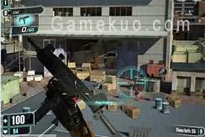 刺客突擊隊(Assault Echelon)遊戲圖