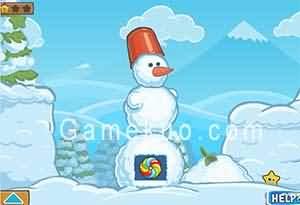 冬天找糖果(Find The Candy:winter)遊戲圖