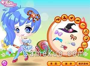 甜美糖果精靈換裝-遊戲圖