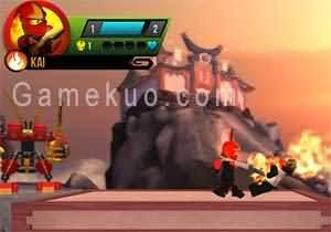 樂高忍者最終之戰(Lego Ninjago The Final Battle)遊戲圖一