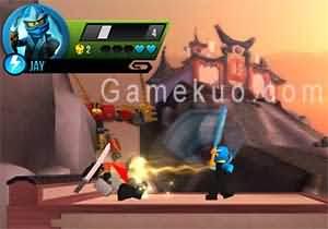 樂高忍者最終之戰(Lego Ninjago The Final Battle)遊戲圖二