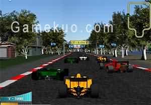 F1超級賽車2015(Super Race F1)遊戲圖