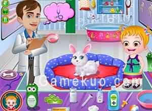 可愛寶貝寵物醫院(Baby Hazel Pet Hospital)遊戲圖