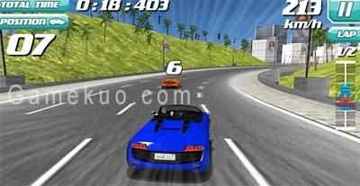 3D極速漂移賽車(Drift Rush 3d)遊戲圖