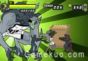 Ben10異能釋放無敵版(Ben 10 Omnitrix Unleashed)遊戲圖