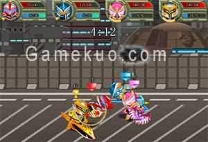 鎧甲勇士大格鬥-遊戲圖