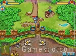 城堡風雲中文版(Stormy Castle)遊戲圖