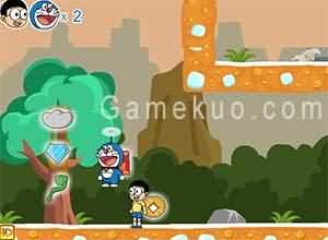 哆啦A夢的搖錢樹3-遊戲圖