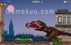 霸王龍覺醒3(London Rex)遊戲圖