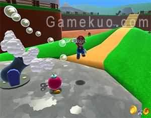 超級瑪莉歐64(Super Mario 64 Hd)遊戲圖