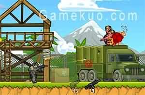 反恐特種部隊(Battle Force)遊戲圖