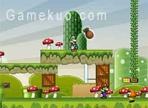 瑪莉歐和路易吉冒險(Mario And Luigi Adventure)遊戲圖
