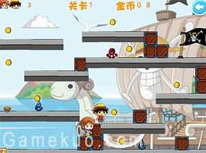 最Q海賊王-遊戲圖