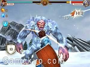 追擊野獸(Beast Quest)遊戲圖