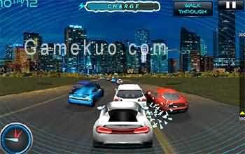 電動賽車(Electric Racing)遊戲圖