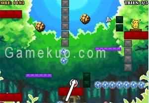 神奇寶貝捕捉時間(Pokemon Catch Time)遊戲圖