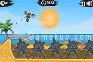 摩托X3m(Moto X3m)遊戲圖