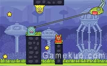 切割小怪物3(Cut The Monster 3)遊戲圖