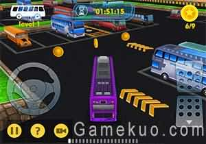 3D巴士停車2(Bus Man 2 Hd)遊戲圖