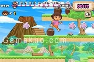 Dora Spring Run game