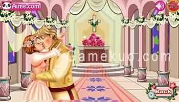 安娜準備婚禮(Prepare For Anna Wedding)遊戲圖