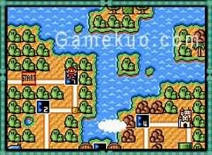 超級瑪莉兄弟3X(Super Mario Bros 3x)關卡畫面