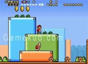 超級瑪莉兄弟3X(Super Mario Bros 3x)遊戲畫面