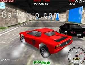 3D超級漂移賽車3(Super Drift 3)遊戲圖