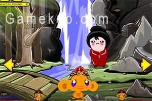 逗小猴開心忍者世界2(Monkey Go Happy Ninjas 2)遊戲圖一