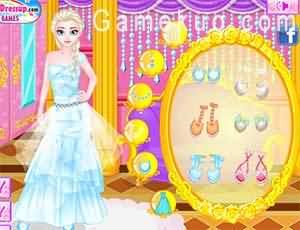 艾爾莎要結婚了(Elsa Is Getting Married)遊戲圖