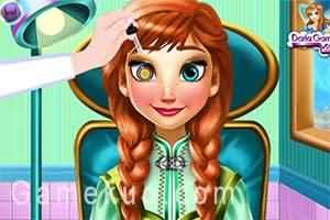 安娜眼科護理(Anna Eye Treatment)遊戲圖
