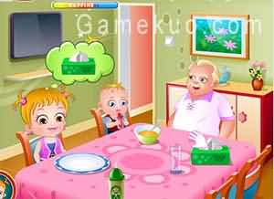 可愛寶貝開心嘉年華(Baby Hazel Carnival Fair)遊戲圖