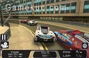 杜拜警車競速賽(Dubai Police Supercars Rally)遊戲圖