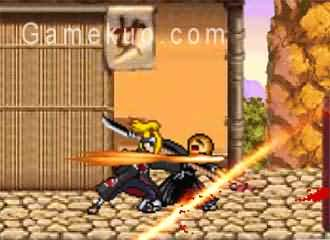 死神VS火影忍者2.3- 遊戲圖