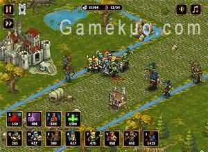 皇家攻防戰2(Royal Offense 2)遊戲戰爭畫面